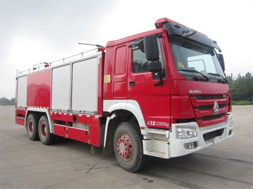 干粉消防车正规厂家(SZX5231TXFGF60I/ZZ),厂家直销