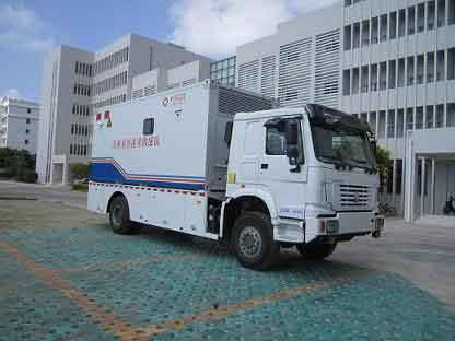 SJH5151XYL医疗车