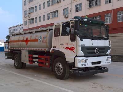 重汽斯太尔10吨加油车