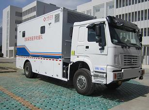 SJH5141XYL医疗车