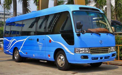 XML5070XYL15医疗车