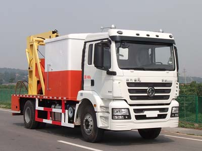 SX5160TCY采油车