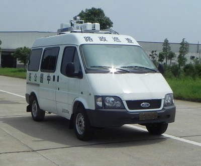 JX5035XLZZJ路政车