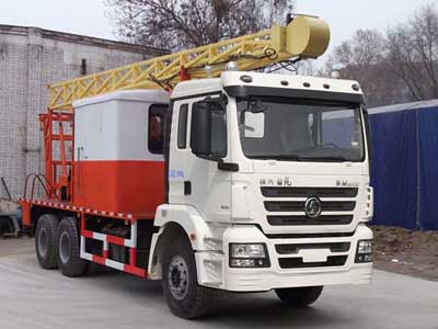 SX5200TCY1采油车