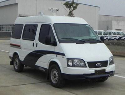 JX5035XKCZJ勘察车