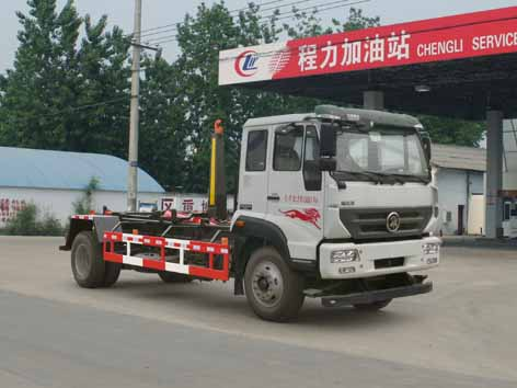 CLW5160ZXXZ5车厢可卸式垃圾车