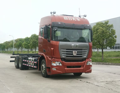 QCC5252ZKXD654Z-1车厢可卸式汽车