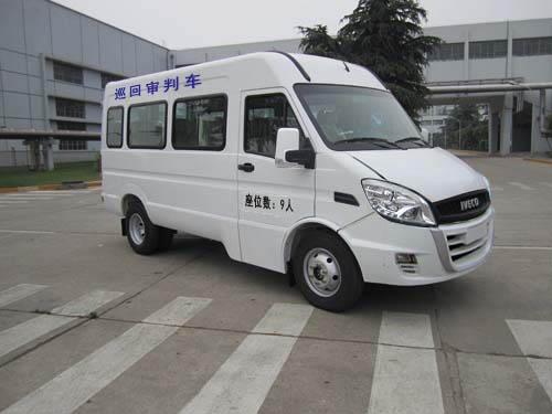 NJ5045XSPF2D审判车