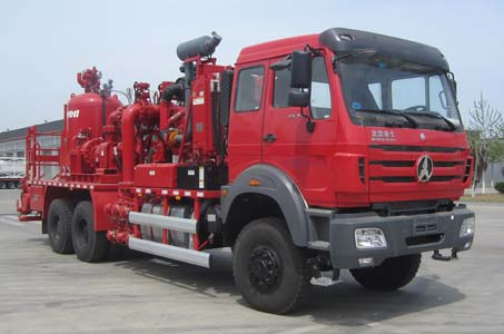 JR5250TBU二氧化碳泵注车