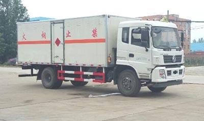 东风特商爆破器材运输车
