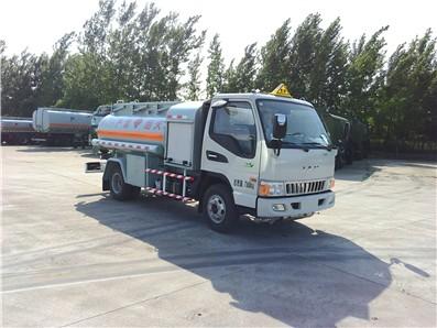 三力牌(CGJ5074GJY02C)加油车的维护和保养