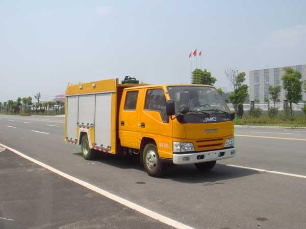 遠程供排水搶險車