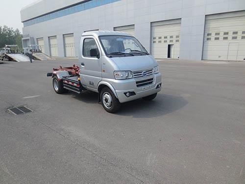 HLT5030ZXXEV纯电动车厢可卸式垃圾车