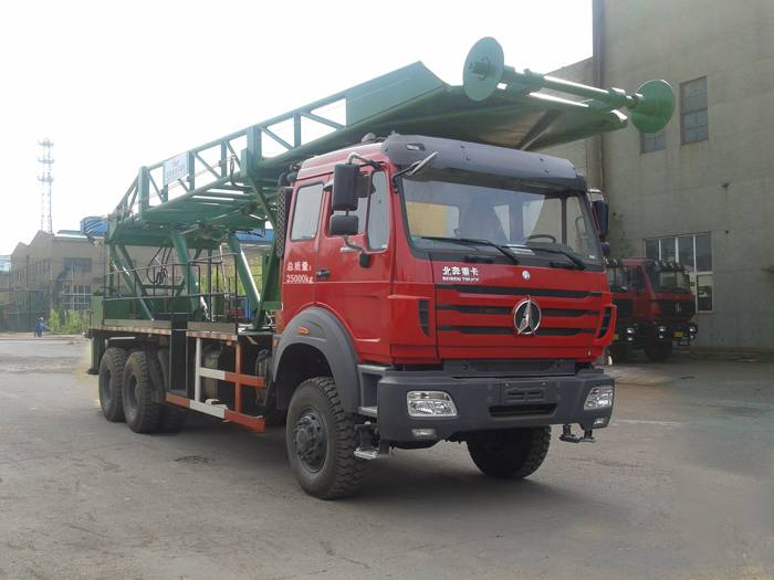 FRT5250TLF18G5立放井架车
