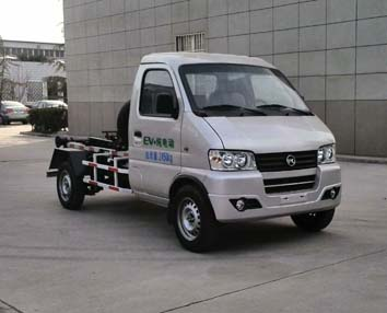 JYC5020ZXXBEVKM3纯电动车厢可卸式垃圾车