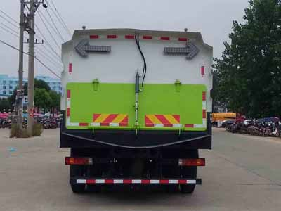 CLW5160TSLZ5型扫路车