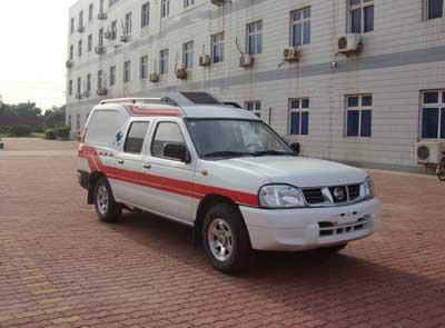 HYJ5020XXJ血浆运输车