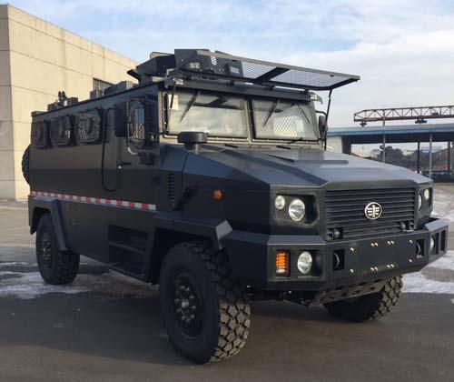 CA5130XFBK2T5E4防暴车