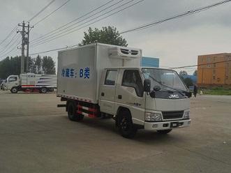 江铃双排冷藏车(箱长3400 米)