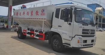 CLW5160ZSLE5型散装饲料运输车