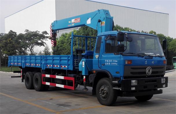 DFZ5258JSQSZ5D随车起重运输车