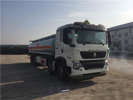 三力牌23吨加油车的维护和保养