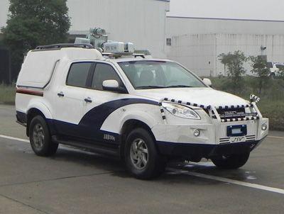 江铃皮卡巡逻车