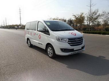 QJM5029XXJ血浆运输车