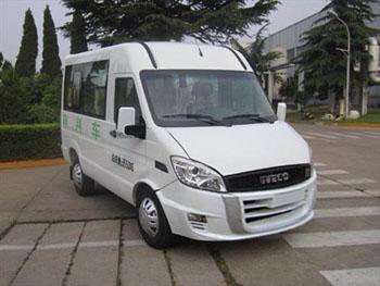 NJ5045XSPCD审判车
