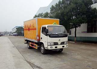 CLW5040XRYE5易燃液體廂式運輸車