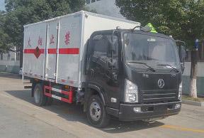 CLW5083XRYS5易燃液體廂式運輸車
