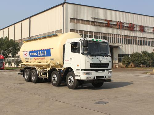 今天为大家介绍这款星马牌(AH5314GFL0L5)低密度粉粒物料运输车工作原理