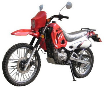 KN150-8A两轮摩托车