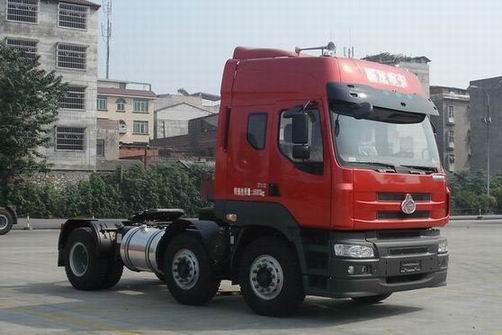LZ4241QCAA牵引汽车