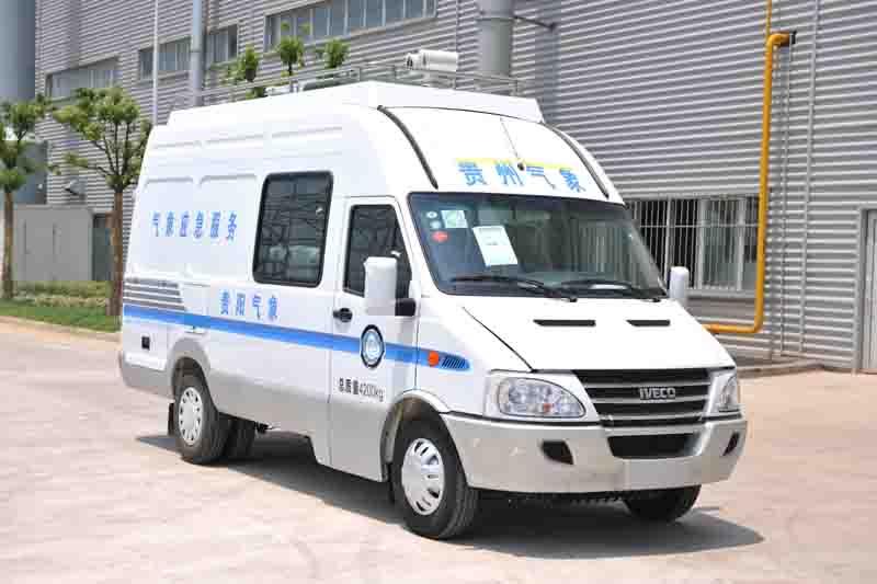 CEV5040XJE监测车
