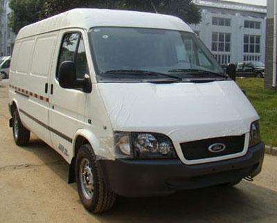 JX5030XXYPHC-M5厢式运输车