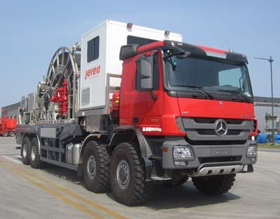 JR5551TLG连续油管作业车