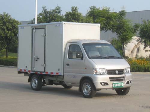 KMC5022XXYEV29D纯电动厢式运输车