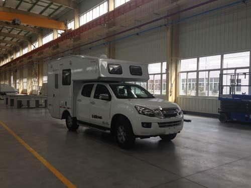 CEV5031XLJ旅居车
