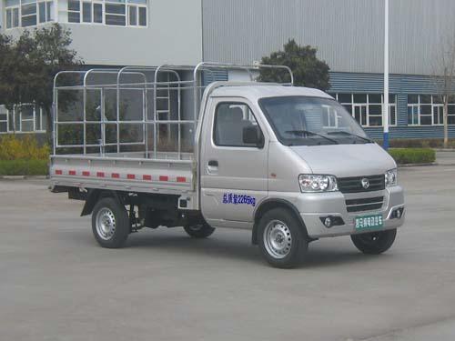 KMC5022CCYEV29D纯电动仓栅式运输车