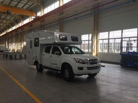 CEV5032XLJ旅居车