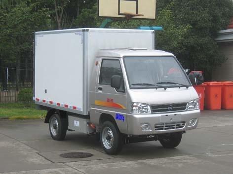 KMC5020XXYEV21D纯电动厢式运输车