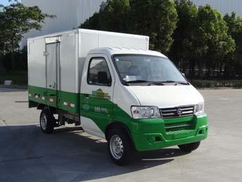 KRD5022XXYBEV纯电动厢式运输车