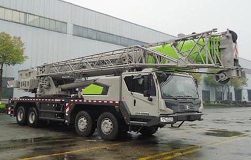 ZLJ5423JQZ55V汽车起重机