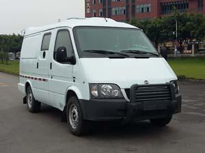 DMT5033XYCV运钞车