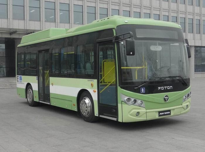 BJ6805EVCA-2纯电动城市客车