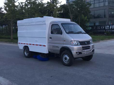 KMC5035TSLEV30D纯电动扫路车