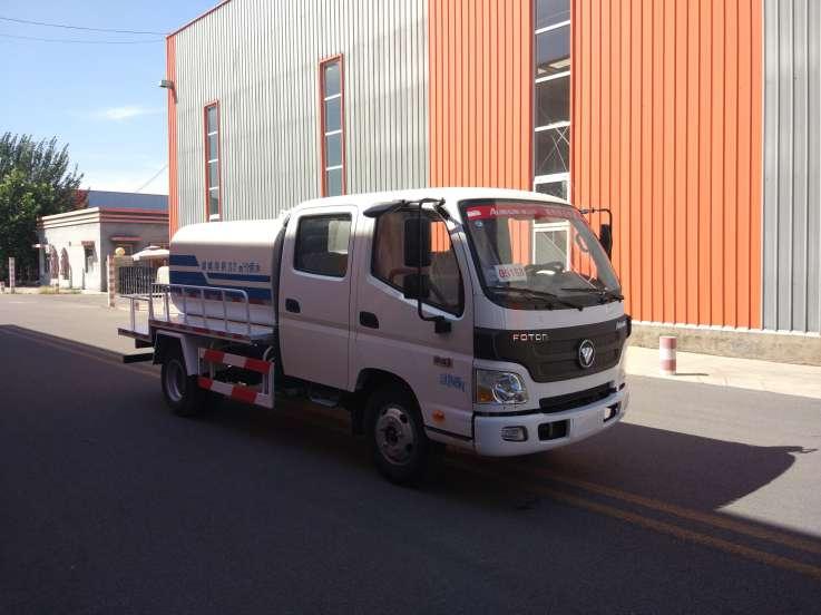 BSZ5063GPSC6绿化喷洒车