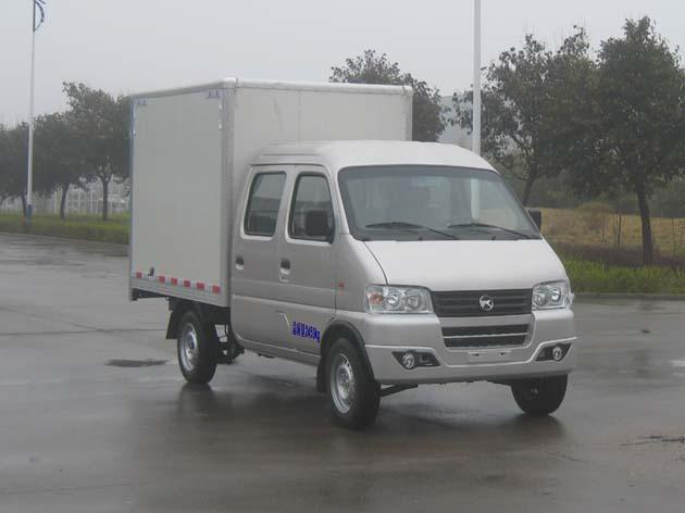 KMC5022XXYEV29S纯电动厢式运输车