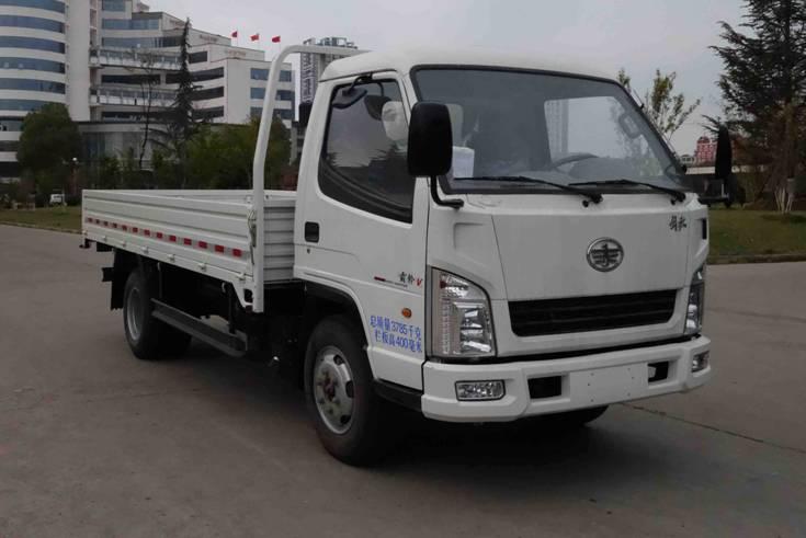 CA1040K2L3E5-1载货汽车